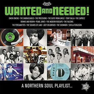 Wanted & Needed: Northern Soul Playlist