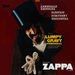 Frank Zappa - The Abnuceals Emuukha Electric Symphony Orchestra