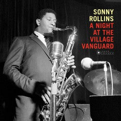 Sonny Rollins - Night at the Village Vanguard