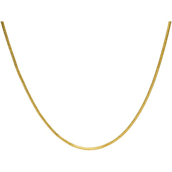 Gold-Filled Snake Chain