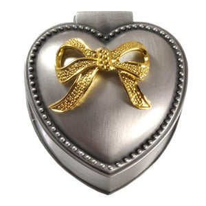 Heart with Bow Urn Keepsake
