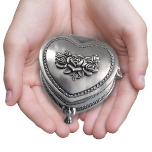 Lion's Heart Urn Keepsake