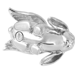 Bunny Cremation Pendant