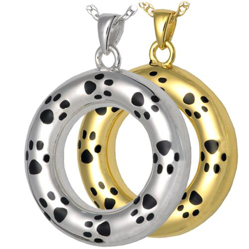 Eternity Pet Urn Cremation Pendant