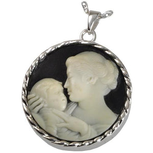 Mother's Embrace Cameo Black