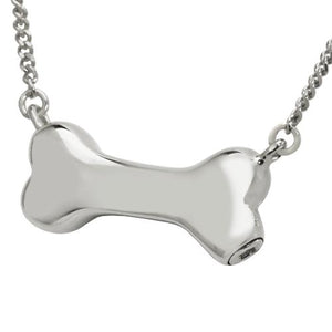 Dog Bone Cremation Pendant