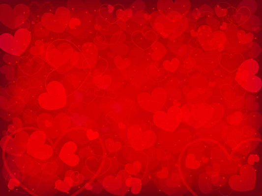 Katebackdrop:Kate Red Heart For Valentine'S Day Romantic Photography Backdrop