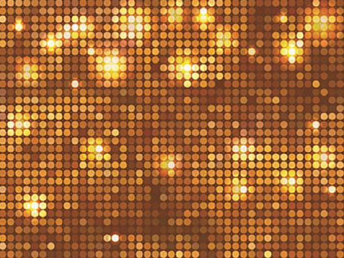 Katebackdrop:Kate Light Spot Golden Glitter Photography Backdrop