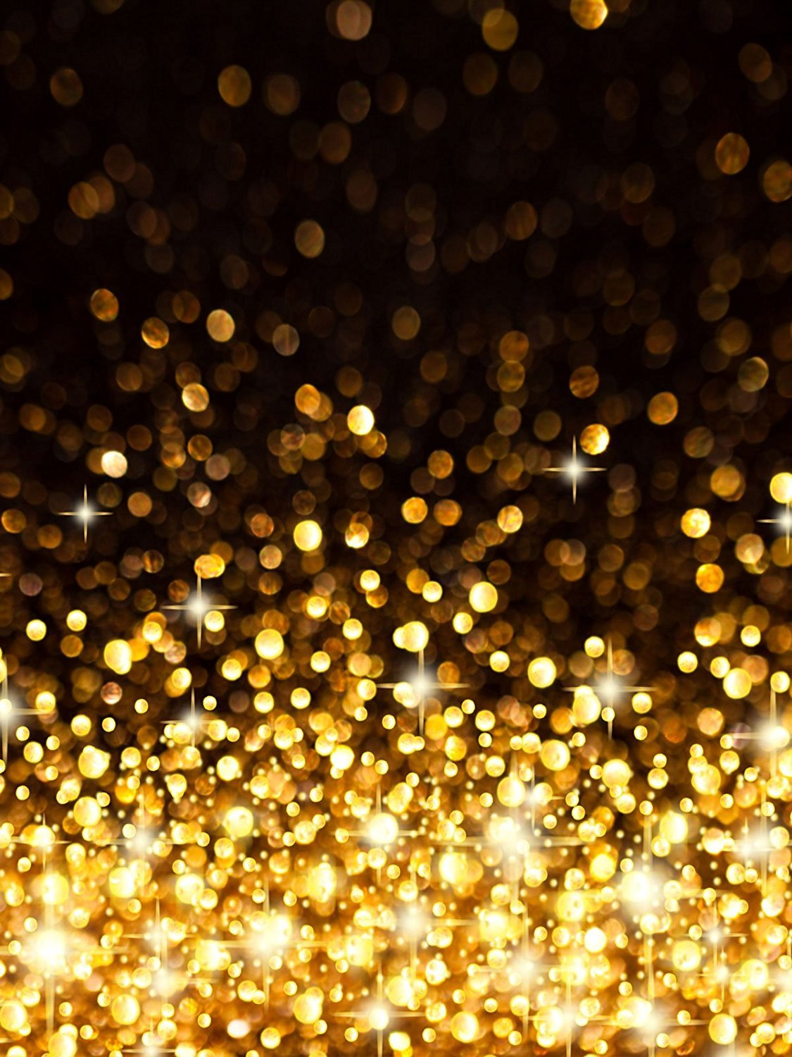 Katebackdrop:Kate Golden Bokeh Backdrops for Photography Shining Spot