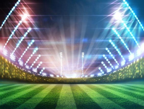 Katebackdrop:Kate Light Footballfield Green Backdrop Sport