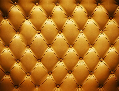 Katebackdrop:Kate Golden Rhombus Headboard Backdrop