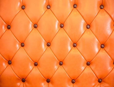 Katebackdrop:Kate Light Orange Rhombus Headboard Backdrop
