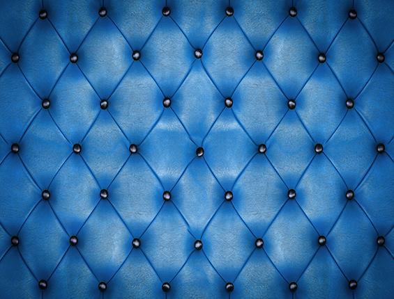 Katebackdrop:Kate Blue Rhombus Headboard Backdrop