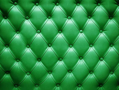 Katebackdrop:Kate Green Rhombus Headboard Backdrop