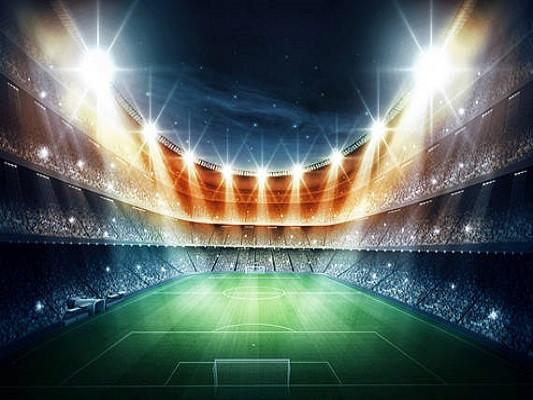 Katebackdrop:Kate Lights Backgrounds Stadium Sports Backdrop Football Game