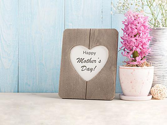 Katebackdrop Kate Happy Mother's Day Pink Floral Vase Backdrop
