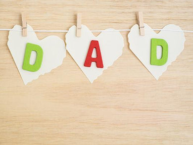 Katebackdrop:Kate Happy Father'S Day Light Wood Floor Background For Studio