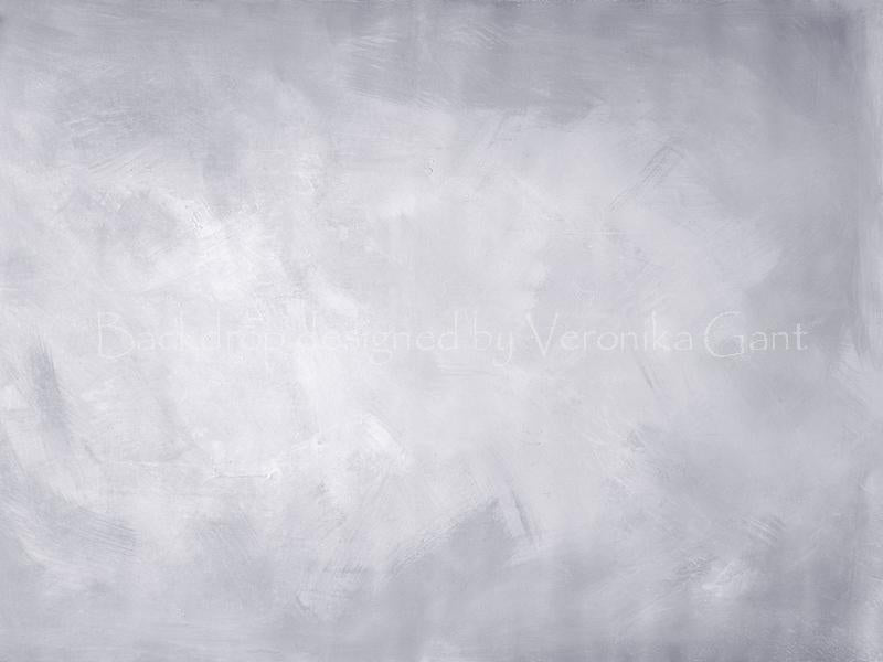 Kate Fine Art Gray Tones Texture Backdrop entworfen von Veronika Gant