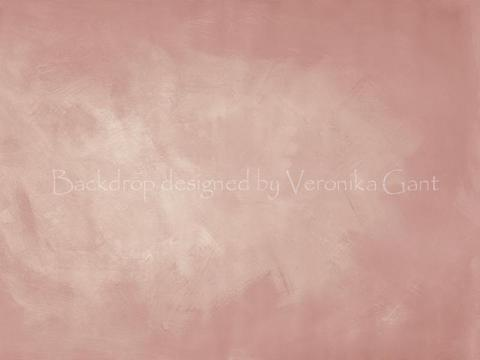 Kate Fine Art Pink Tones Texture Backdrop von Veronika Gant entworfen