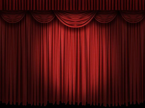 Katebackdrop:Kate Stage Curtain Cotton Cloth Photography Backdrop Background