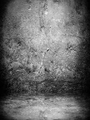 Katebackdrop:Kate Dark Concrete Wall Textured Photo Backdrop