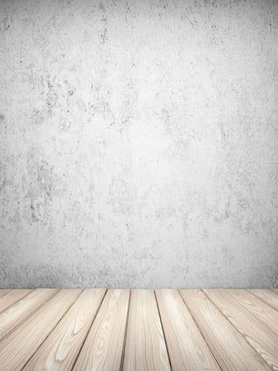 Katebackdrop:Kate White Textured Photography Backdrops With Wood Floor