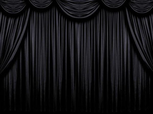 Katebackdrop:Kate Dark Color Curtain Stage Backdrops Photography Background