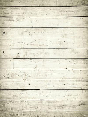 Katebackdrop:Kate White Gray Wood Wall And Floor Retro Backdrop Photography