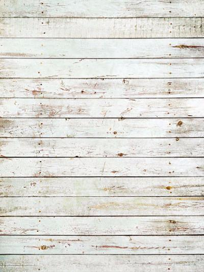 Laden Sie das Bild in den Galerie-Viewer, Katebackdrop:Kate Retro White Gray Wood Backdrop For Children Photography