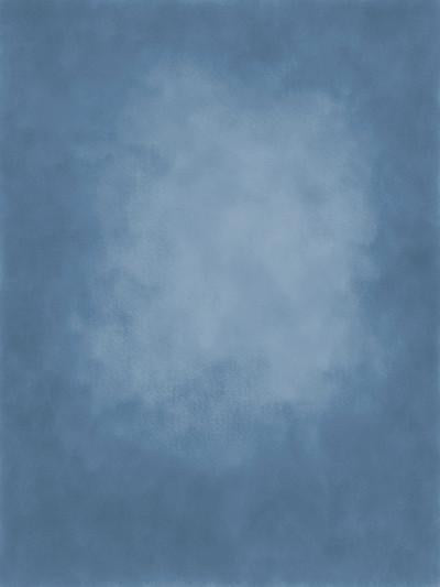 Katebackdrop:Kate Cold Blue Texture Abstract Oliphant Type Backdrop