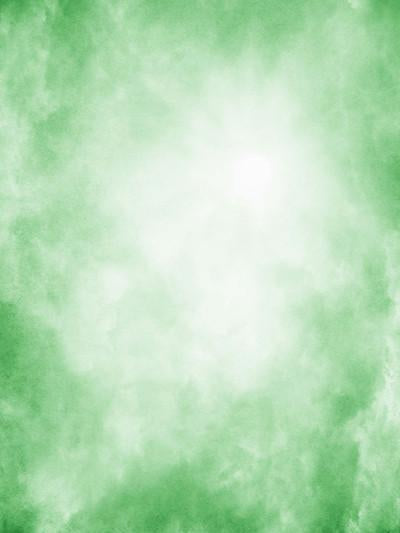 Katebackdrop:Kate Light Texture Green Abstract Aperture Backdrop Portait