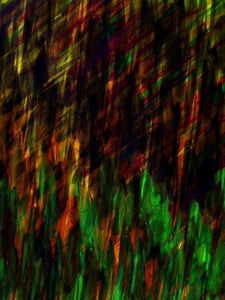 Katebackdrop:Kate Dark red Green Texture Abstract Backdrop