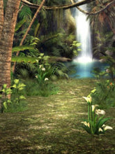Katebackdrop:Kate Natural Scenery Green Forest Backdrops