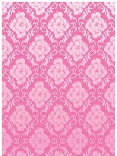 Katebackdrop:Kate Pink Printed Pattern Backdrops