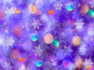Katebackdrop:Kate Christmas Purple Photography Background