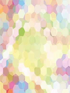 Katebackdrop:Kate Children Colorful Hexagons Photography Backdrops