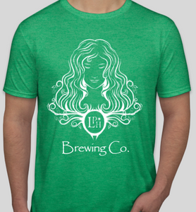 Chest logo T-Shirt (Green)