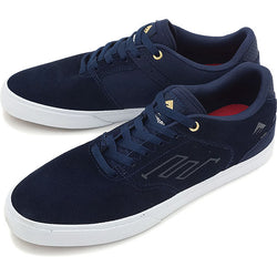 Emerica The Reynolds Low Vulc Navy/Gold/White