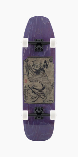 Landyachtz ATV Crane Purple