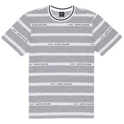 HUF Enzo Striped SS Knit Tee