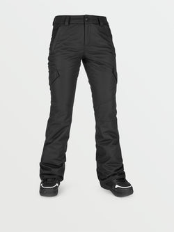 Volcom Womens Bridger Insulated Pants - Black