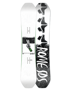 Rome Party Mod Snowboard