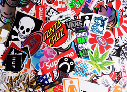 Assorted Sticker