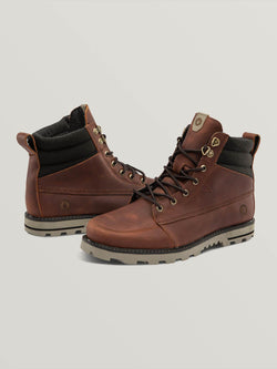 Volcom Sub Zero Boot Burnt Sienna