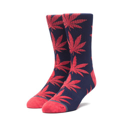 HUF Tie Dye Leaves Plantlife Sock