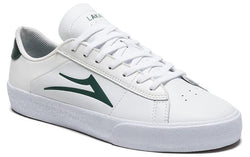 Lakai Newport-White/Pine Leather