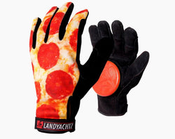 Landyachtz Slide Glove Pizza Print