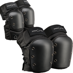 Pro Tec Knee & Elbow Pack