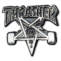Thrasher Lapel Pin