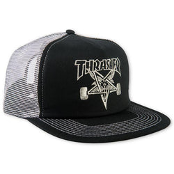 Thrasher Skategoat Mesh Cap Embroidered